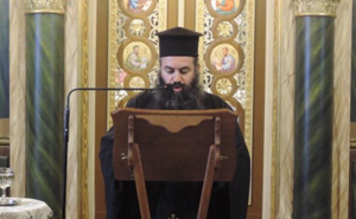 «Εν δράσει 2015»: π. Αλέξιος Ιστρατόγλου: ««Η Εκκλησία μέσα από τα μαρτύρια και τις διώξεις» (video)