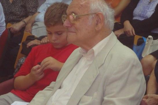 «Εν δράσει 2012»: Εκδήλωση προς τιμήν του Κώστα Γανωτή (video)