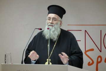 «Εν δράσει 2013»: Προικοννήσου Ιωσήφ: «Ο Άθως της Μακεδονίας είναι Άγιος διότι είναι ένα σε αδιάκοπη λειτουργία, εργοστάσιο Αγιότητος» (video)