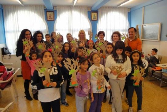 «Εν δράσει 2013»: Ένα αξέχαστο, δημιουργικό πρωινό για τα παιδιά της Ευαγγελίστριας Πειραιώς!