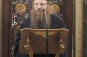 «Εν δράσει 2014»: π. Δανιήλ Ψωίνος: Τα όπλα του χριστιανού (video)