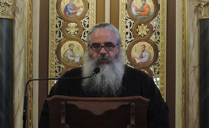 «Εν δράσει 2015»: π. Πολύκαρπος Μπόγρης «Ελέησον με ο Θεός» (video)