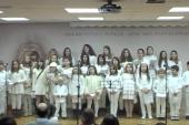 «Εν δράσει 2012» Η Παιδική Χορωδία Σπύρου Λάμπρου (video)