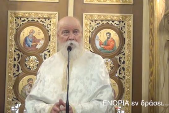 «Εν δράσει 2015»: Αρχιμανδρίτης Δανιήλ Αεράκης (video)