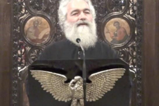 «Εν δράσει 2012»: π. Γεώργιος Δορμπαράκης «Πως βλέπουμε το Χριστό κατά τον Γέροντα Πορφύριο» (video)