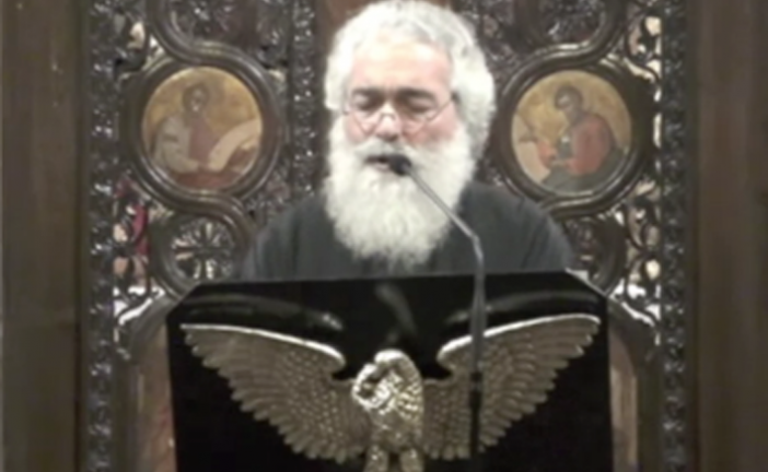 «Εν δράσει 2012»: π. Γεώργιος Δορμπαράκης «Γέρων Iάκωβος, ο λειτουργός άγιος» (video)