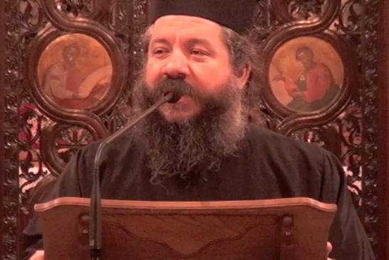 «Εν δράσει 2013»: π. Γεώργιος Σχοινάς: «Οδός καθ᾽ υπερβολήν» (video)