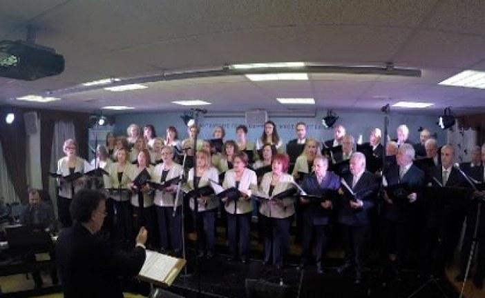 «Εν δράσει 2016»: Δημοτική Χορωδία Περάματος (video)