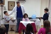 «Εν δράσει 2014»: Πειράματα για μικρούς επιστήμονες