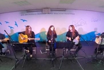 «Εν δράσει 2015»: Συγκρότημα έντεχνου Ελληνικού τραγουδιού «ΛΙΜΑΝΙ» (video)