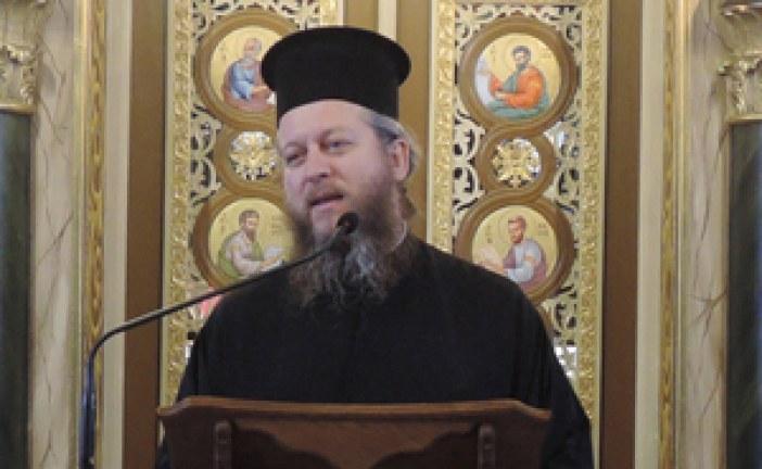 «Εν δράσει 2015»: π. Θεμιστοκλής Χριστοδούλου «Τα Ιερά Μυστήρια» (video)