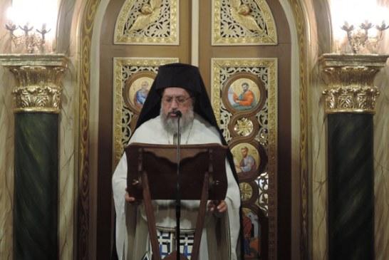 «Εν δράσει 2017»: Αρχιμ. Χρυσόστομος Χρυσόπουλος (video)