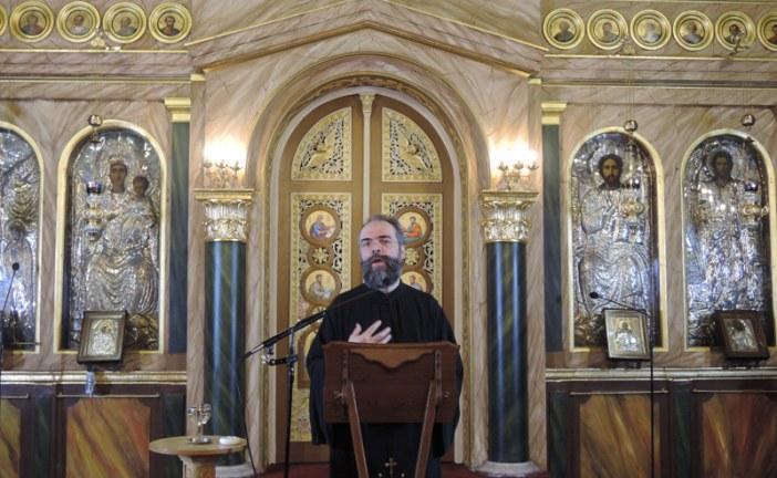«Εν δράσει 2017»: Αρχιμανδρίτης Ανδρέας Κονάνος (2η ομιλία) (video)