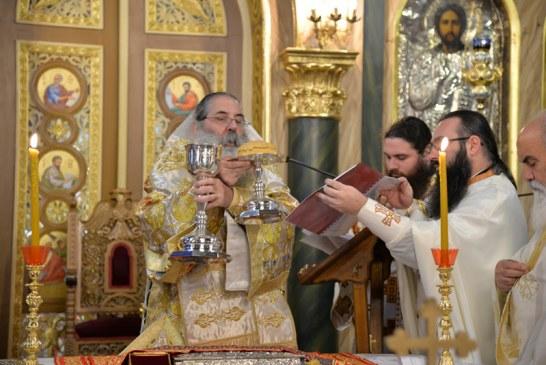 «Εν δράσει 2017»: Η Θεία Λειτουργία του Αγίου Αμβροσίου στην Ευαγγελίστρια (video)