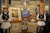 «Ευαγγελίστρια 2018»: Με λαμπρότητα η πανήγυρη του Ιερού Ναού Ευαγγελιστρίας Πειραιώς