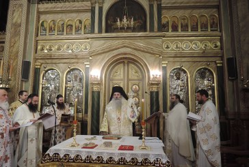 «Εν δράσει 2018»:  Η αρχαιοπρεπής Θεία Λειτουργία του Αγίου Αμβροσίου