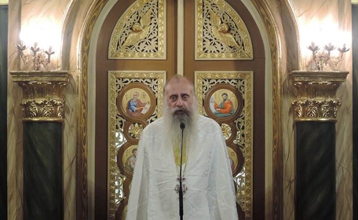 «Εν δράσει 2019»: Αρχιμ. Επιφάνιος Καραγεώργος: Θάνατος στην Εκκλησία, δεν υπάρχει