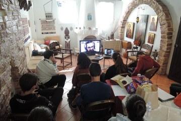 «Εν δράσει 2019»: Από την ακριτική Σάμο μέσω Skype με τα παιδιά της Ευαγγελίστριας