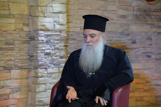«Εν δράσει 2019»: Αρχιμ. Εφραίμ Τριανταφυλλόπουλος: Ο Μητροπολίτης Παύλος τα έδωσε όλα για τον Χριστό