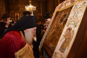 «Εν δράσει 2019»: Ενθρονίστηκε η «Παναγία Βηματάρισσα» στην Ευαγγελίστρια Πειραιώς
