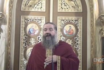 «Εν δράσει 2019»: Πρωτ. Γεώργιος Σχοινάς: Να ζούμε για τον Θεό και τον συνάνθρωπο