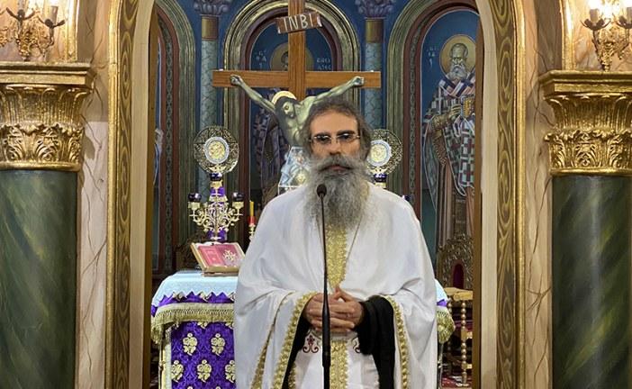 «Ευαγγελίστρια 2020»: Πρωτοπρεσβύτερος Γεώργιος Θεοδωρόπουλος