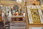 Η εορτή της Παναγίας Βηματάρισσας στην Ευαγγελίστρια Πειραιώς