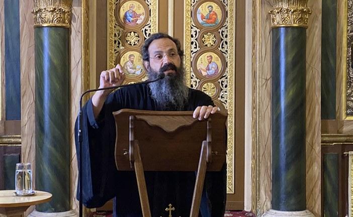 «Εν δράσει 2020»: π. Σπυρίδων Βασιλάκος «Η σταυρική μεταμόρφωση του ανθρώπου