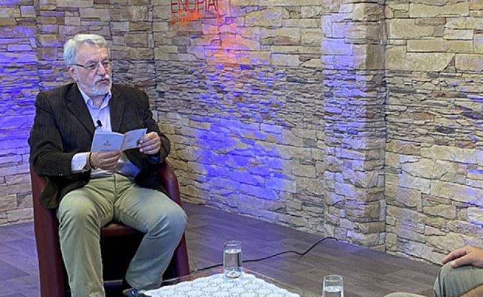 «Εν δράσει 2020»: Χρίστος Τσιαμούλης- Ηλίας Λιαμής