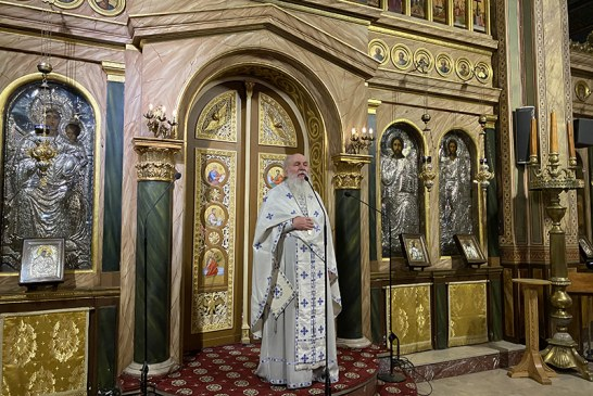 «Εν δράσει 2020»: π. Αθανάσιος Παπασταύρου: Η Παναγία είναι η μητέρα μας και δεν μας εγκαταλείπει