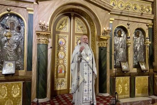 «Εν δράσει 2020»: π. Αθανάσιος Παπασταύρου «Με το αίμα του, ο άγιος Διονύσιος καθιερώθηκε»