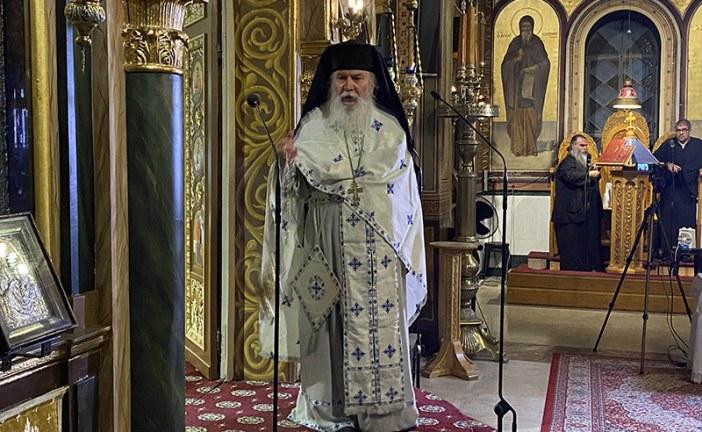«Εν δράσει 2020»: Αρχιμ. Αθανάσιος Παπασταύρου: Ο Θεός αναδείκνυε τον άγιο Νεκτάριο σε κάθε του βήμα