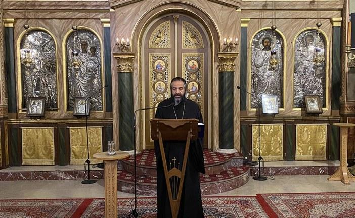 «Εν δράσει 2020»: Αρχιμ. Ιάκωβος Κανάκης: Οι προφήτες είναι το στόμα του Θεού στον κόσμο