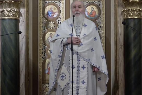 Αρχιμ. Αθανάσιος Παπασταύρου: Να αποδείξουμε ότι θέλουμε να είμαστε παιδιά του Θεού, μέσα από την πορεία μας