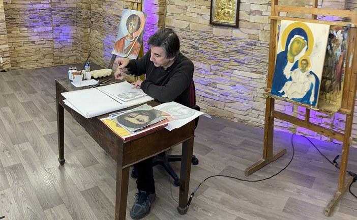 «Εν δράσει 2021»: «Εκκλησιαστική ζωγραφική»: 1η Συνάντηση