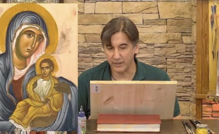 «Εν δράσει 2021»: «Εκκλησιαστική ζωγραφική»: 19η Συνάντηση