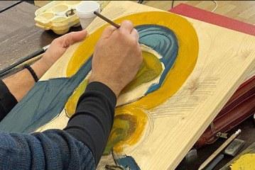 «Εν δράσει 2021»: «Εκκλησιαστική ζωγραφική»: 10η Συνάντηση