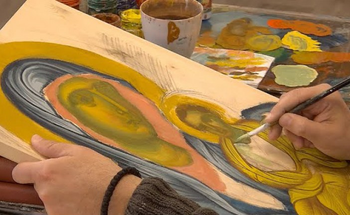 «Εν δράσει 2021»: «Εκκλησιαστική ζωγραφική»: 14η Συνάντηση