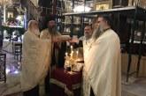 Εορτάστηκε η Σύναξη της Παναγίας Βηματάρισσας στην Ευαγγελίστρια Πειραιώς