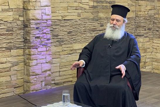 Ύδρας Εφραίμ: Είναι πολύ ωραία η Εκκλησία